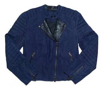 3.1 Phillip Lim Blue Denim - Jeans Jacket for Women