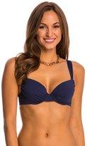 Tommy Bahama Swimwear Pearl Solids OTS Bra Bikini Top 8125509