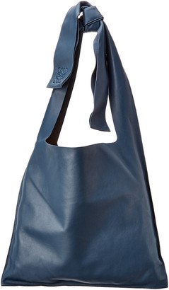Loewe Bow Large Leather Tote