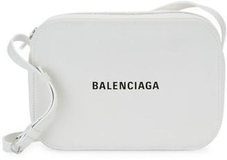 Balenciaga Small Everyday Leather Camera Bag