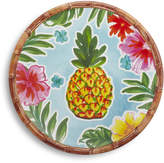 Sur La Table Pineapple Melamine Salad Plate