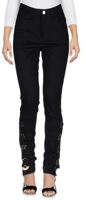 Anthony Vaccarello Denim trousers