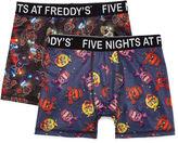 LICENSED PROPERTIES Five Nights at Freddy's 2-pc. Boxer Briefs Big Kid Boys