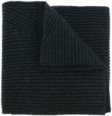 Lanvin ribbed scarf - men - Polyamide/Wool - One Size