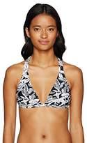 Volcom Women's Branch Out Halter Bikini Top