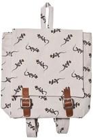 Emile et Ida Pink Backpack