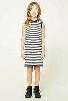 Forever 21 FOREVER 21+ Girls Striped Tank Dress (Kids)