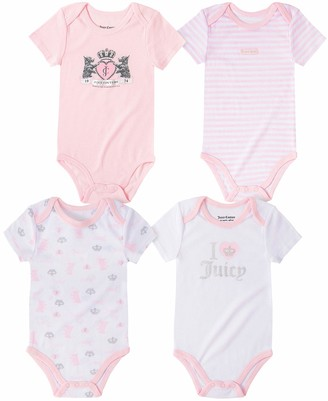 Juicy Couture Girls' 80I80005-99 Rompers