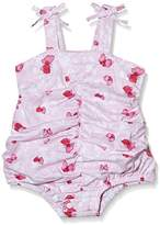 Pumpkin Patch Baby-Girls Sweet Pea All In One Plain Footies,(Manufacturer Size:6-12M)