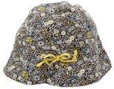 Bonpoint Girls' Floral Print Sun Hat