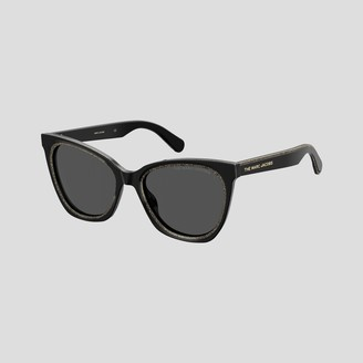 Marc Jacobs The Bevelled Glam Cateye Sunglasses