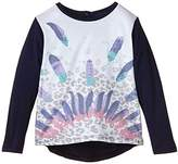 Original Penguin Girl's Sublimation T-Shirt
