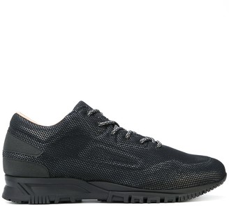 Lanvin Lace-Up Running Sneakers