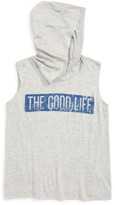 Hip Girl's Good Life Hooded Tank