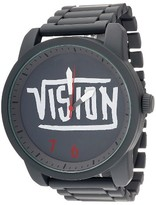Vision Street Wear Men's Analog Watch - Gray