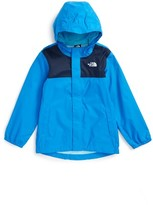 The North Face Toddler Boy's Tailout Hooded Rain Jacket