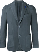 Lardini patch pocket blazer - men - Polyester/Cashmere - 48