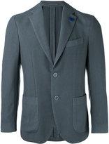 Lardini patch pocket blazer - men - Polyester/Cashmere - 50