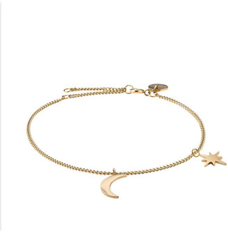 ROSEFIELD Lois Moon And Star Bracelet