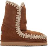 Mou Brown Eskimo 24 Boots
