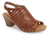Josef Seibel Women's 'Ruth 21' Sandal