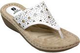 White Mountain Women's Cylon Thong Sandal