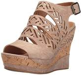 Not Rated Women's Patia Wedge Sandal,9 M US