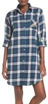 Lauren Ralph Lauren Plaid Woven Sleep Shirt