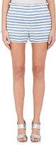 A.L.C. Women's Mark Striped Silk Shorts