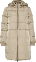 MM6 MAISON MARGIELA Quilted shell down coat