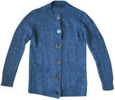Bruno Manetti Grey Wool Knitwear for Women
