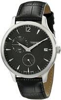 Tissot Men's T0636391605700 Analog Display Quartz Black Watch