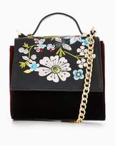 Very Embroidered Crossbody Bag