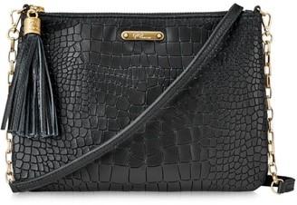 GiGi New York Chelsea Leather Crossbody Bag