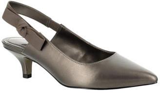 Easy Street Shoes Arden Kitten Heel Pumps Women Shoes