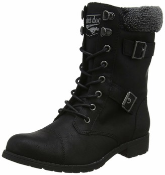 Rocket Dog Women's Billie Combat Boots