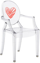 Kartell Children's Lou Lou Ghost Chair