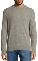 Black Brown 1826 Crewneck Cashmere Sweater