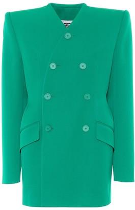 Balenciaga Dynasty wool-twill blazer