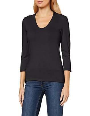 More & More Women's Langarmshirt Von Long Sleeve Top,8 (Size: )