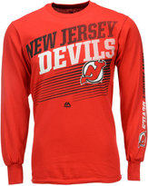 Majestic Men's New Jersey Devils Building Strategy T-Shirt