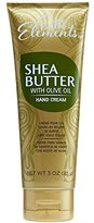 Silk Elements Shea Butter With Olive Oil Hand Cream, 3 oz