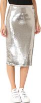 Diane von Furstenberg Sequin Pencil Skirt
