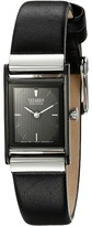 Citizen EW9215-01E Eco-Drive Stainless Steel Leather Strap Watch