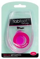 Fab Feet by Foot Petals Fab Feet Dual Gel Heel Cup - Pink