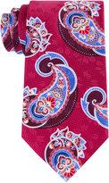 Geoffrey Beene Men's Uptown Elegant Paisley Tie