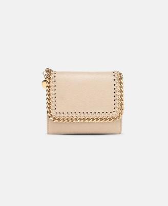 Stella McCartney Falabella Small Flap Wallet, Women's