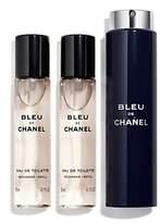 Chanel BLEU DE Refillable Travel Spray 3 x 20ml