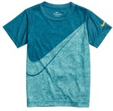 Nike Toddler Boy's Minimal Swoosh Dri-Fit T-Shirt