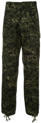 we11done military trousers